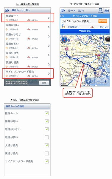 20121227 cycling road route